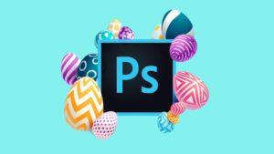 3 Easter eggs in Photoshop