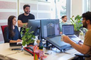 Het creative team van Cartamundi gaat voor kwaliteitsvolle trainingen