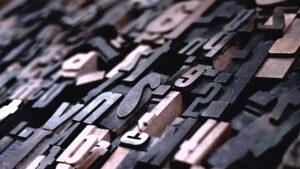 Professionele lettertype oplossingen voor elke geslaagde communicatie