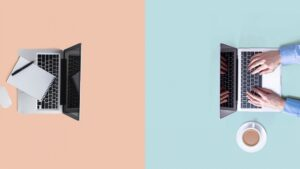 Thuiswerken met Adobe software zoals Adobe Creative Cloud