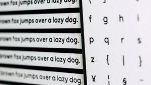 Verschillende lettertypes niet langer beschikbaar in Adobe Fonts