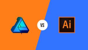 Kan Affinity Designer Adobe Illustrator vervangen?